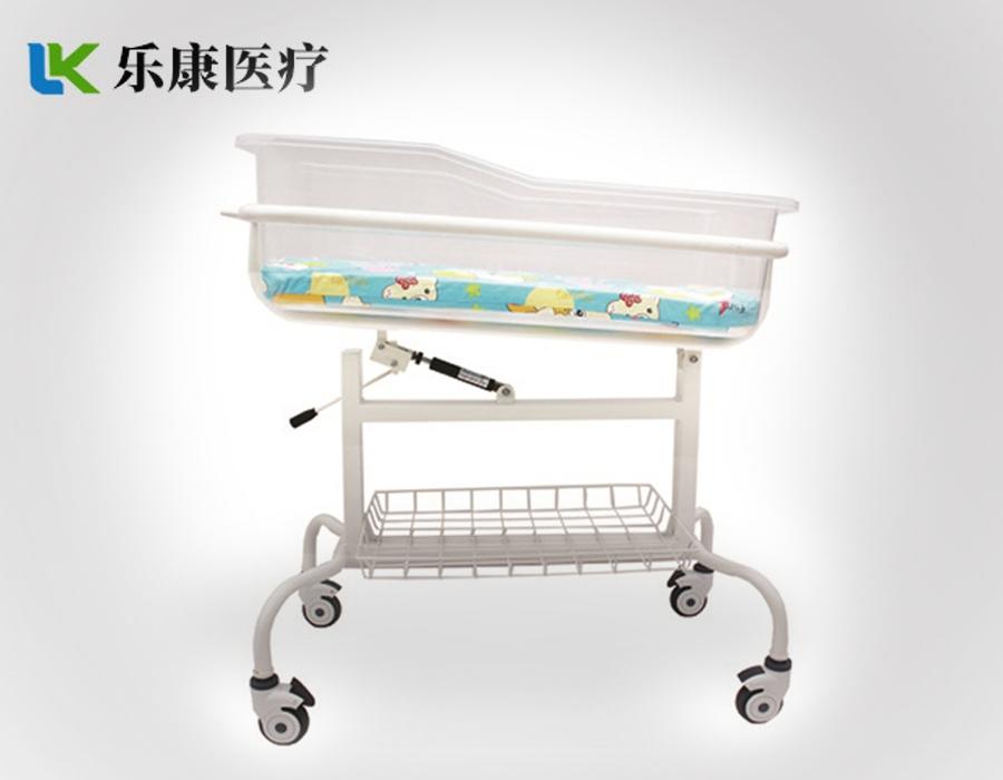 A23  彩色可倾斜婴儿床