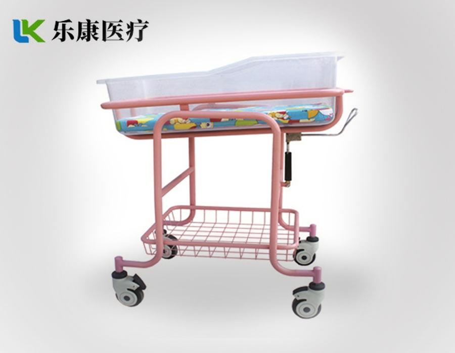 A22  彩色可倾斜婴儿床   (可选白色)