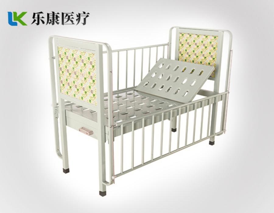 A17 钢制儿童单摇床