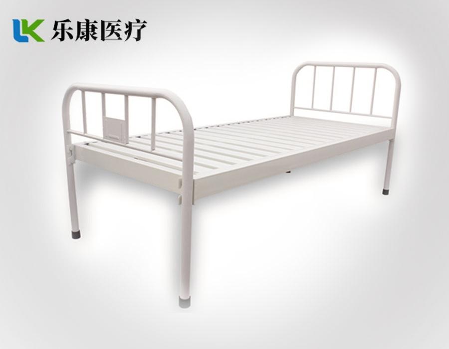 A16 钢质床头条式平板床
