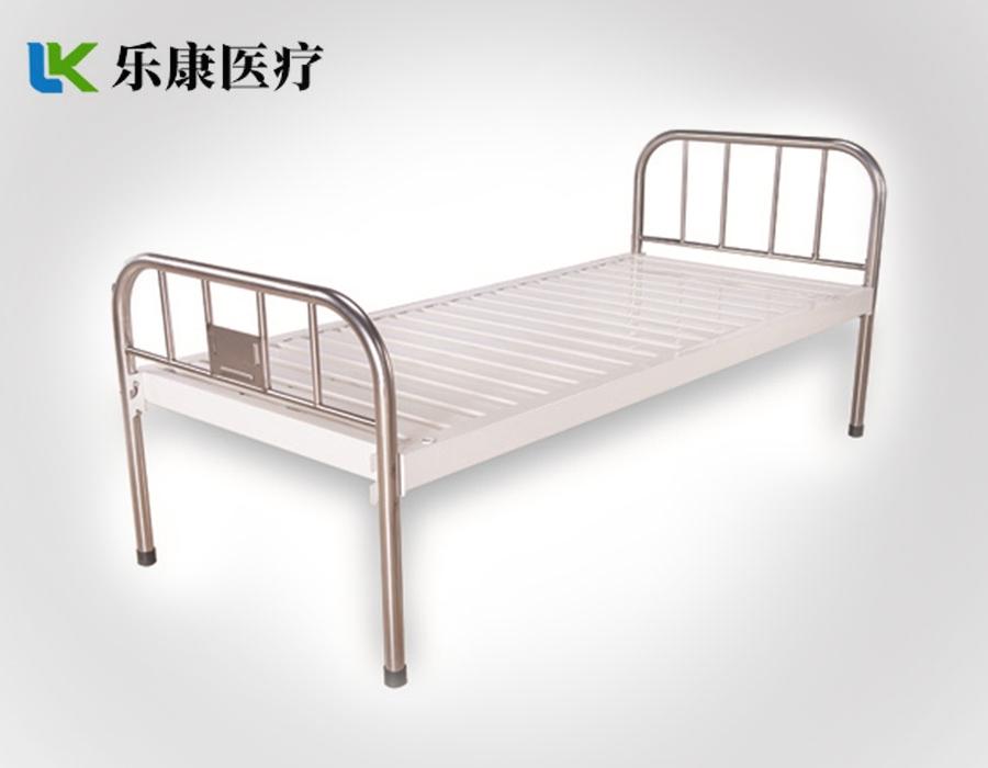 A15 不锈钢床头条式平板床