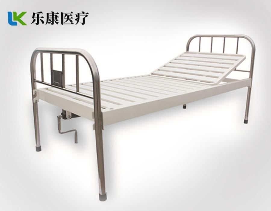 A13 不锈钢床头条式单摇床