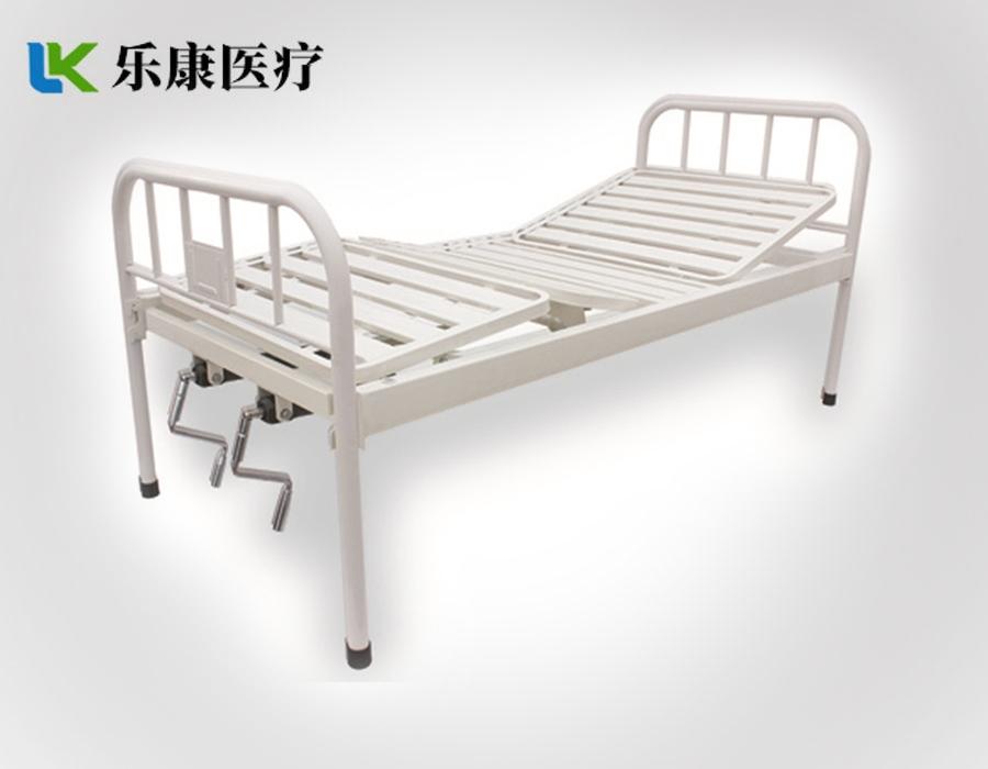 A12 钢质床头条式双摇床