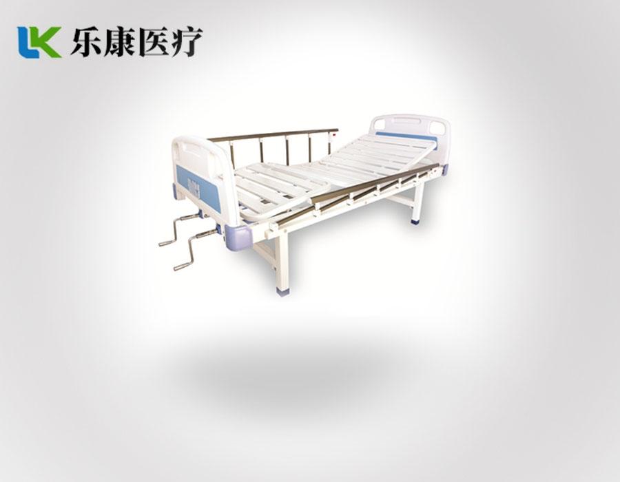 A6 ABS挂式床头条式双摇床