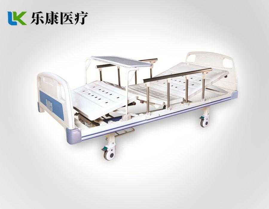 LK-C4双摇手动护理床
