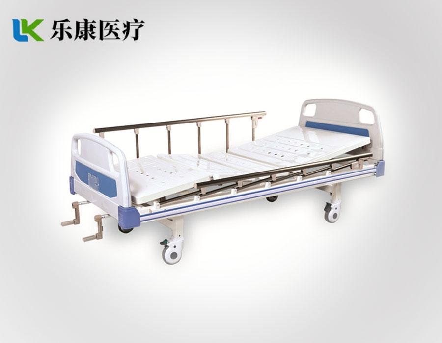 LK-C3双摇手动护理床