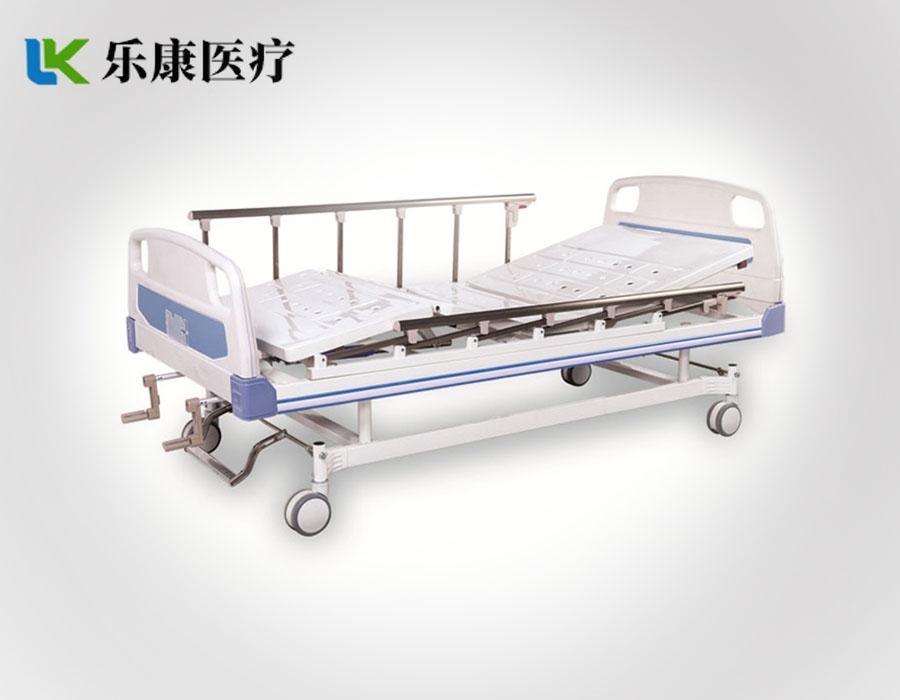 LK-C2双摇手动护理床