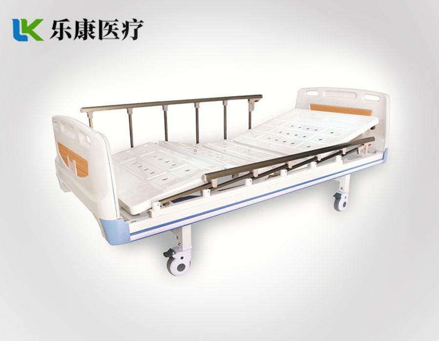 LK-B5双摇手动护理床