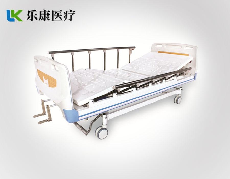 LK-B4双摇手动护理床