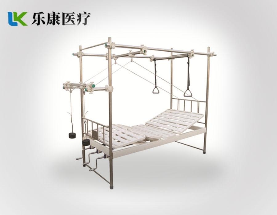 医用病床如何进行安装